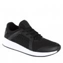 Pánska športová obuv (tréningová) ANTA-Amant black - Pánska obuv značky Anta v čiernom prevedení s výraznou bielou podrážkou.