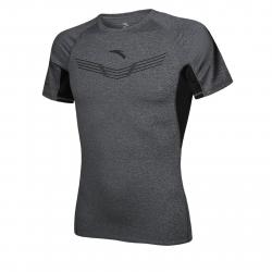 Pánske tréningové tričko s krátkym rukáv ANTA-SS Tee-Black 7