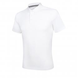 Pánske tréningové polo tričko s krátkym ANTA-SS Polo-White