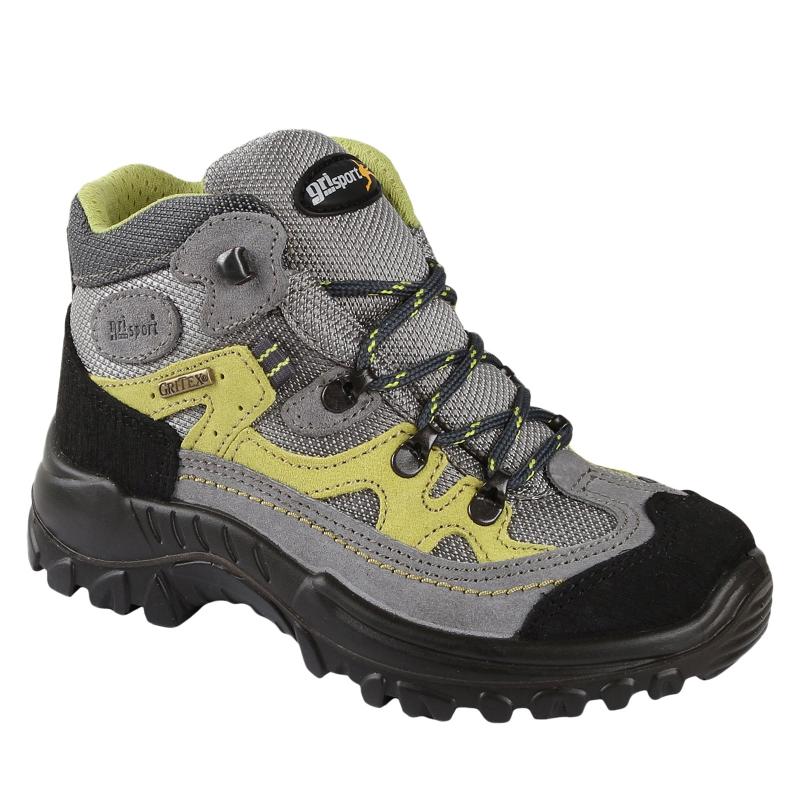 Detská turistická obuv vysoká GRISPORT-Sanza 7a81ba7373