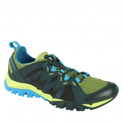 Pánska turistická obuv nízka MERRELL-TETREX RAPID CREST lime e6162a06610