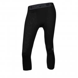 15ff8087f427 Pánske tréningové 3 4 nohavice ANTA-Knit 3 4 Pants-Black 1