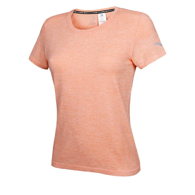 8b08ccbb7e0e Dámske tréningové tričko s krátkym rukáv ANTA-SS Tee-Orange 2 - Dámske  tričko. Loading zoom