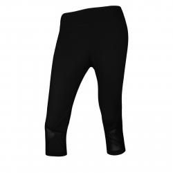 Dámske tréningové 3/4 nohavice ANTA-Knit 3/4 Pants-Black 2