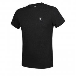 Pánske tréningové tričko s krátkym rukáv ANTA-SS Tee-Grey dark 2