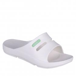 Dámska plážová obuv COQUI Nico White