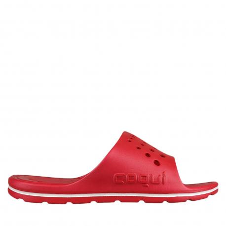 Pánska plážová obuv COQUI Long Red - c23fd100c5a