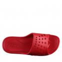 Pánska plážová obuv COQUI-Long Red - Pánska plážová obuv značky Coqui z antibakteriálneho materiálu CoquiAir.