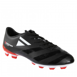 Pánske futbalové kopačky outdoorové LANCAST-READYS ESTADO M FG black