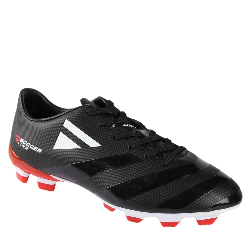 Pánske futbalové kopačky outdoorové LANCAST-READYS ESTADO M FG black - Pánske futbalové kopačky outdoorové značky Lancast.