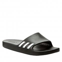 Dámska plážová obuv ADIDAS CORE-AQUALETTE CBLACK/FTWWHT/CBLACK
