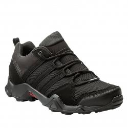 Pánska turistická obuv nízka ADIDAS-TERREX AX2 CP CBLACK/CBLACK/CARBON