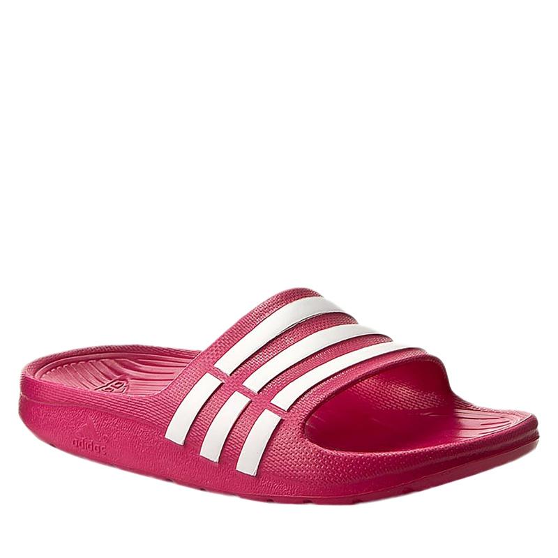 Dievčenská plážová obuv ADIDAS CORE-Duramo Slide K pink bde69968b5