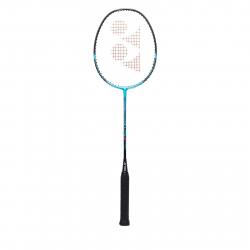 Badmintonová raketa pre profesionálov YONEX-ISOMETRIC LITE 3 CYAN/RED 3U/88gr.