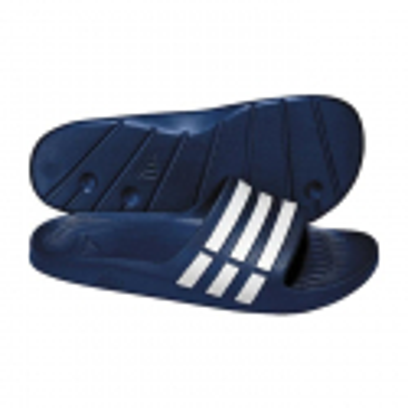 Obuv k bazénu (plážová obuv) ADIDAS CORE-Duramo Slide blue -