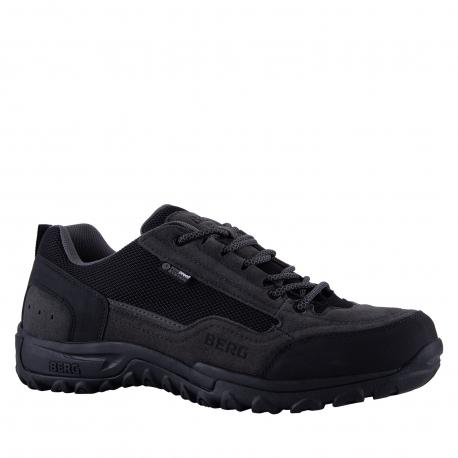 Pánska turistická obuv nízka BERG OUTDOOR-HAWK MN GR OD RAVEN