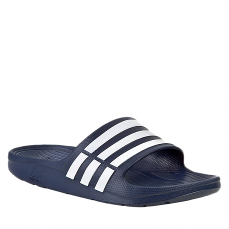 Obuv k bazénu (plážová obuv) ADIDAS-Duramo Slide blue