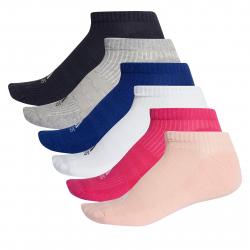 Ponožky ADIDAS-NO SHOW MIX 6PACK