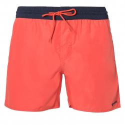 Pánske plavky BRUNOTTI-Clark S Men Shorts-Hot Coral