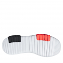 Juniorská rekreačná obuv ADIDAS CORE-CF RACER TR K SOLRED/CBLACK/SOLRED - Juniorská obuv značky adidas core v štýlovom vzhľade.