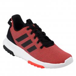 Juniorská rekreačná obuv ADIDAS CORE-CF RACER TR K SOLRED/CBLACK/SOLRED