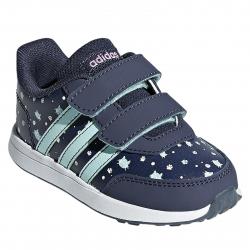 Dievčenská rekreačná obuv ADIDAS CORE-VS SWITCH 2 CMF INF TRABLU/CLEMIN/ONIX