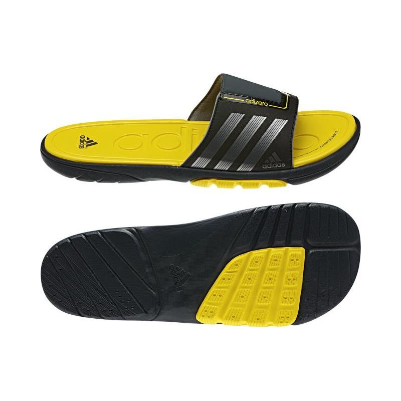 1ff75faf7c2d31 Pánska plážová obuv ADIDAS-adiZero Slide 3 SC -
