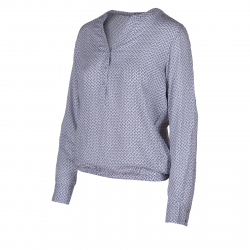 Dámská košile s dlouhým rukávem AUTHORITY-KAMYLAS lt grey