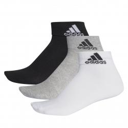 Športové ponožky ADIDAS-ANKLE MIX M 3PAR