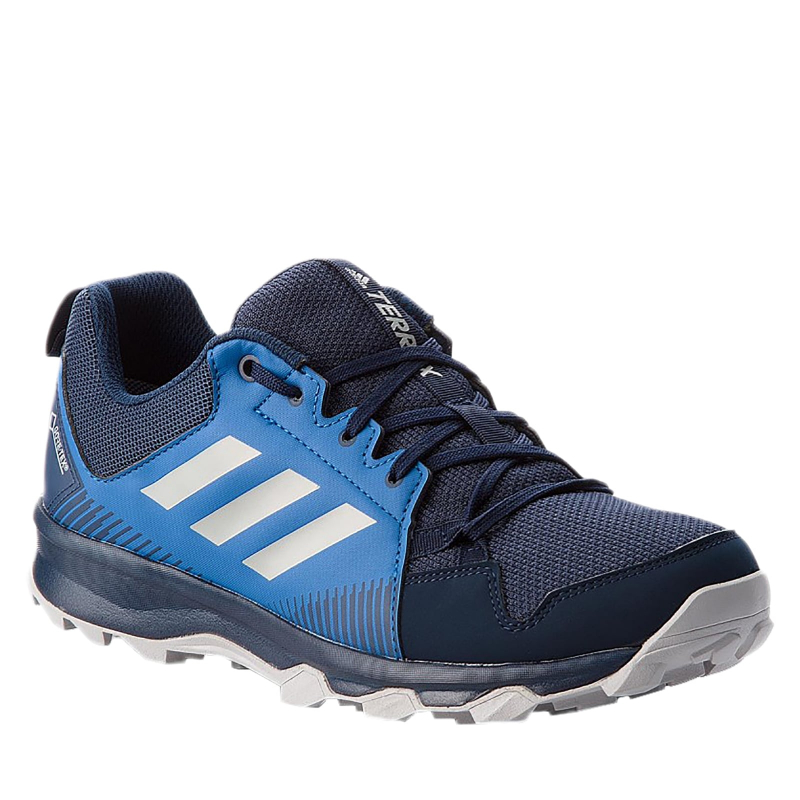 c8782c56d53da Pánska turistická obuv nízka ADIDAS-TERREX TRACEROCKER CONAVY/GRETWO/BLUBEA