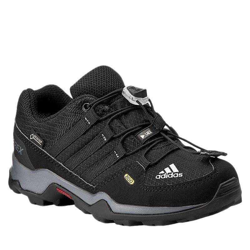 4486c6042 Dámska turistická obuv nízka ADIDAS-TERREX GTX CBLACK/CBLACK/VISGRE ...