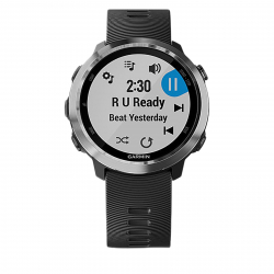 Monitor aktivity GARMIN-Forerunner 645 Music Black