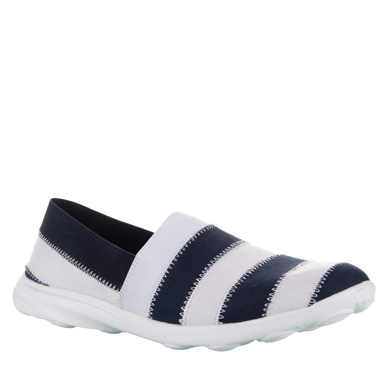Dámska rekreačná obuv AUTHORITY-Stripe - Dámska rekreačná obuv značky Authority inšpirovaná námorníckym štýlom.