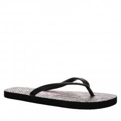 Dámska plážová obuv CALIFORNIA BEACH-Zebra