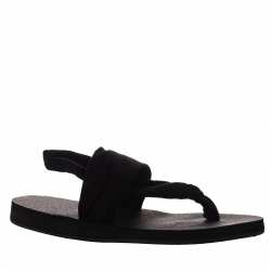 47942a928d1a Dámska plážová obuv CALIFORNIA BEACH-Cool black