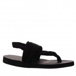 Dámske žabky (plážová obuv) CALIFORNIA BEACH-Cool black