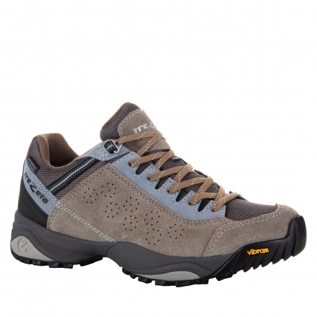 Dámska turistická obuv nízka TREZETA-INDIGO WS WP SAND LIGHT BLUE