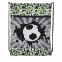 Detské vrecko na prezúvky REYBAG FOOTBALL ICON Taška na prez MIR - Vrecko na prezuvky značky ReyBag, ktoré poteší každého malého futbalistu.
