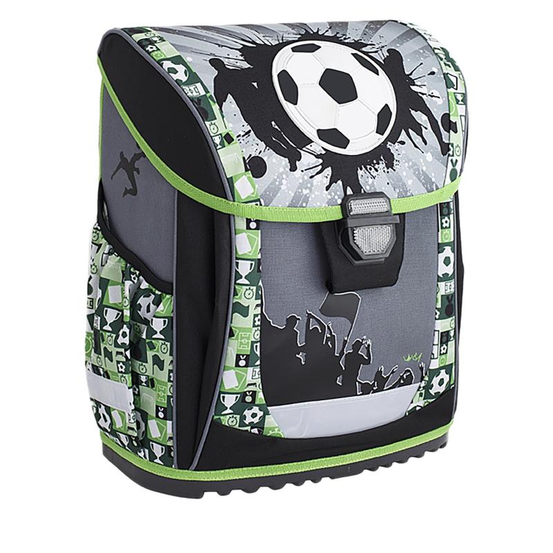 841030533a Detský školský ruksak REYBAG-FOOTBALL ICON Škols.taškaREY40221 MIR -  Exkluzívna kompaktná tašky značky