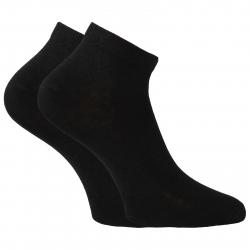 Športové ponožky AUTHORITY-ANKLE SOCK 2 PCK BLACK