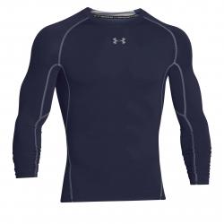 Pánske kompresné tričko s dlhým rukávom UNDER ARMOUR-HEATGEAR LONG SLEEVE COMPRESSION SHIRT 1