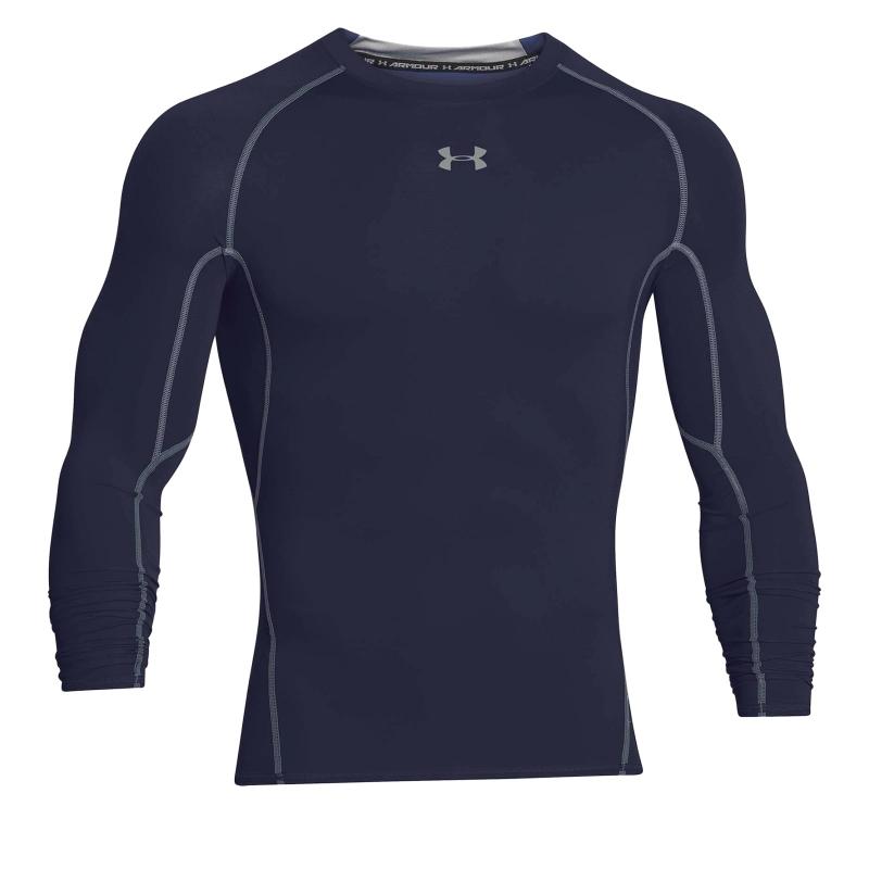 02f058c0afbc Pánske tréningové tričko s dlhým rukávom UNDER ARMOUR-HEATGEAR LONG SLEEVE  COMPRESSION SHIRT 1 -