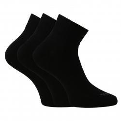 Pánske turistické ponožky VOXX MID 3pack BLACK
