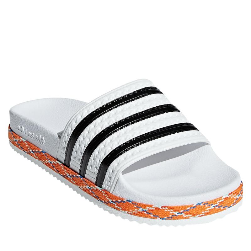 edf9646750 Rekreačná obuv ADIDAS ORG-Adilette New Bold W FTWWHT CBLACK FTWWHT ...