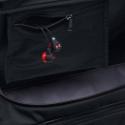Cestovná taška UNDER ARMOUR-UA Undeniable Duffle 3.0 LG 18 - Cestovná taška značky Under Armour s povrchovou úpravou, ktorá odpudzuje vodu bez straty priedušnosti.