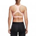 Dámska tréningová športová podprsenka ADIDAS-DRST ASK SPR PD-CLEORA - Športová podprsenka značky adidas poskytuje pocit pohodlia a pohyb bez obmedzenia.