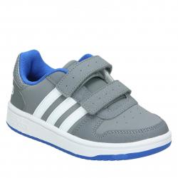 Chlapčenská rekreačná obuv ADIDAS CORE-HOOPS 2.0 CMF C