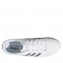 Dámska rekreačná obuv ADIDAS CORE-CONEO QT FTWWHT/MSILVE/FTWWHT - Dámska rekreačná obuv značky adidas prináša tenisový štýl s nádychom ženskosti.