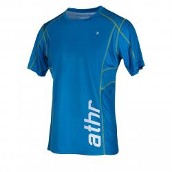 Pánske tréningové tričko s krátkym rukáv AUTHORITY-PROFII RUN M blue