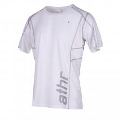 Pánske tréningové tričko s krátkym rukávom AUTHORITY-PROFII RUN M white